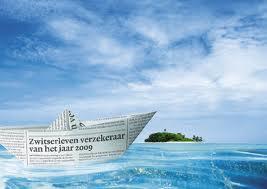 Zwitserlevenbootje