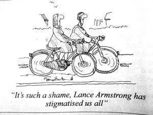 Armstrongstigma