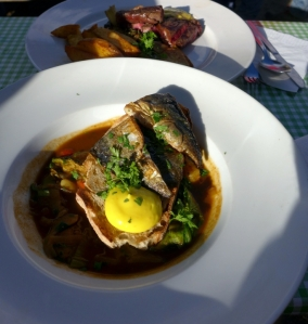 Makreelenrundvlees