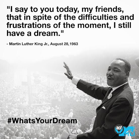 Tussen 9 Martin Luther King Dimas Blog