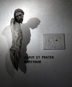 Caput et frater martyrum