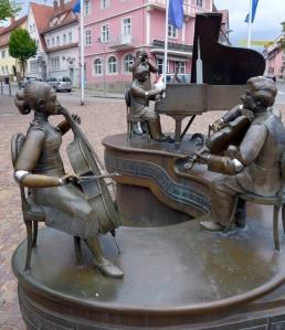 Muzikantenbeeldjes