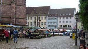 Voor de Münster