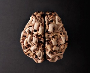 Human-Brain-made-of-people-TEDxAmsterdam