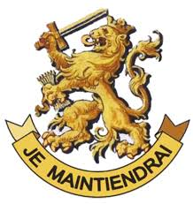 Je maintiendrai leeuw