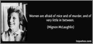 Womenmiceandmurder