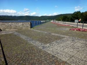 Dam Schwammenauel