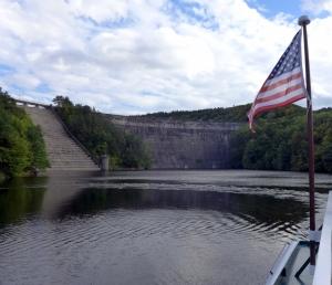 Dam Urftsee