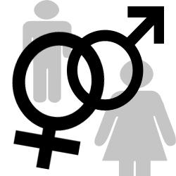 man-vrouw