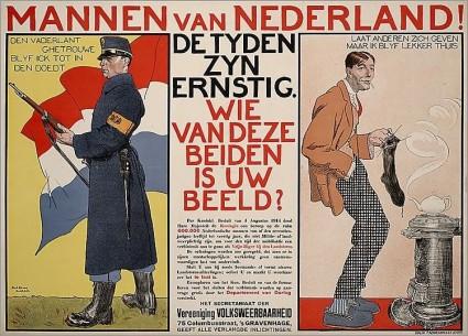 Mannen  van Nederland