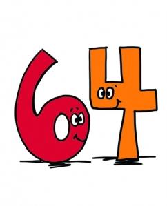 64oogjes
