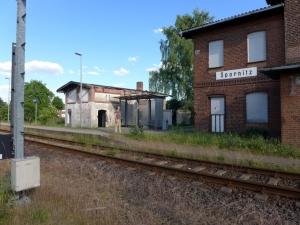 BahnhofSpornitz