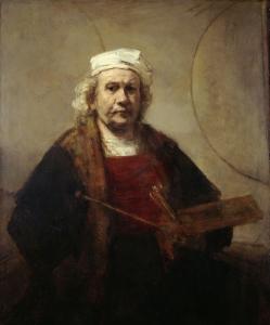 Rembrandt - Self Portrait J910070