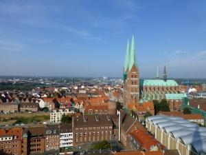 LübeckmetMarienKirche