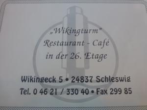 RestaurantWikingturm
