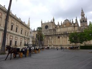 Sevillakerkenkoetsen