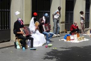 Sevillastraatmuziek