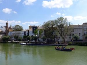 SevillaGuadalquivirCastilloSanJorge