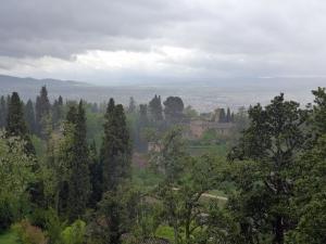 GranadafromGenralife