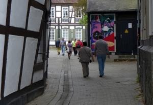 Goslarwandelingetje