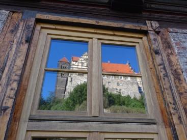 Quedlinburg gespiegeldslot