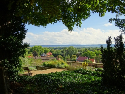 Quedlinburg inhetgroen