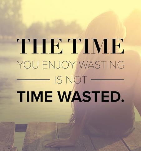 TimeWastedornot