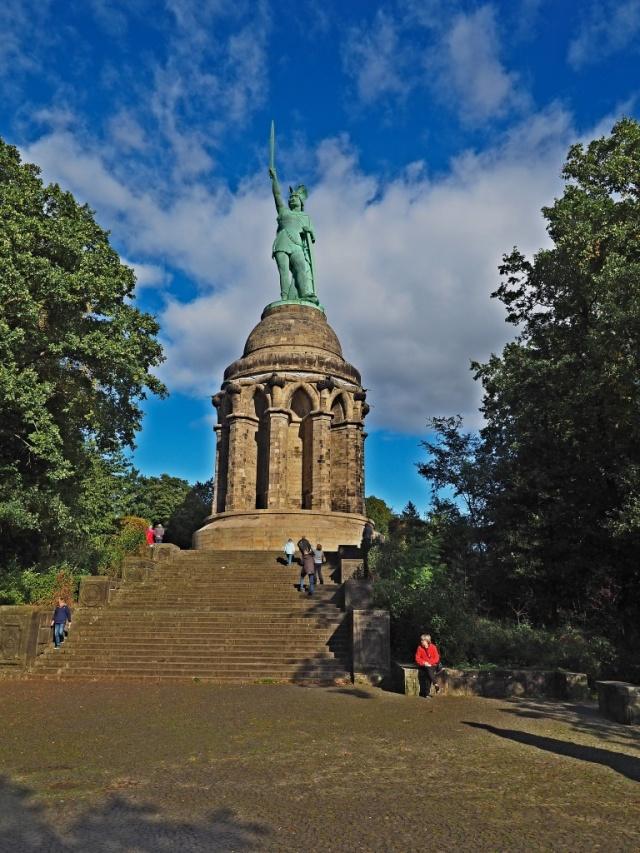 Keywords: Duitsland;Teutoburgerwald